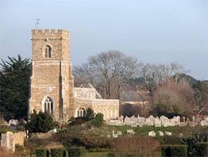 St Nicholas Church, Abbotsbury