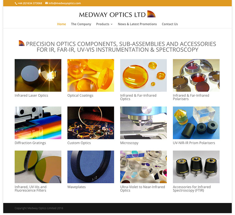 Medway Optics
